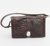 Krokoleder Handtasche