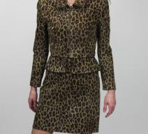 Beatrix Wenk Haute Couture  Deux Piece