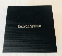 BAUME & MERCIER HAMPTON CHRONO UHR SILBER