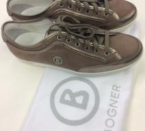 Bogner Sneakers WIldleder Crème