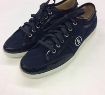 Bogner Sneakers WIldleder Blau