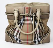 Burberry Prorsum Handtasche beige
