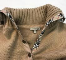 Burberry Pullover Baumwolle beige