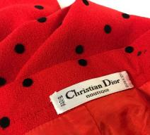 CHRISTIAN DIOR BOUTIQUE JUPE