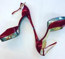 Guess Schuhe Rot