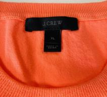 J.CREW PULLUNDER WOLLE LACHS