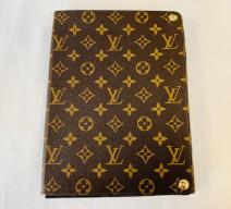 LOUIS VUITTON IPAD CASE MONOGRAM BRAUN