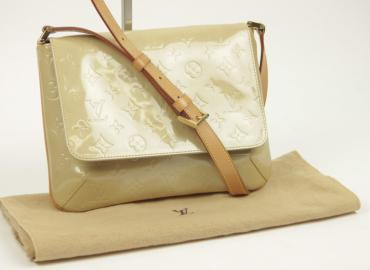 LOUIS VUITTON Handtasche Vernis Monogram