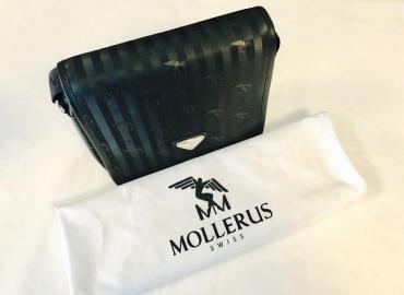 MOLLERUS SCHULTERTASCHE VINERUS BLACK